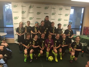 U11 Premier Forekicks winter champs