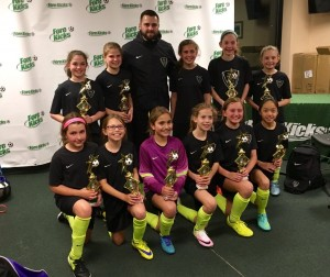 U11 Elite Forekicks winter champs